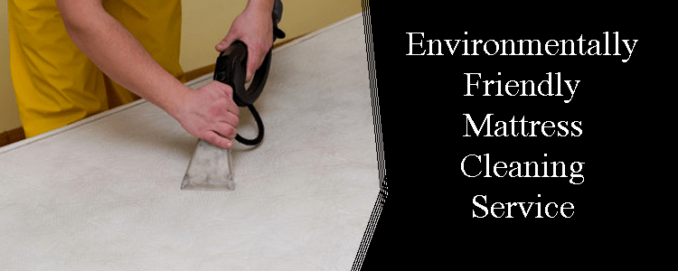 Environmentally Friendly Mattress Cleaning Service