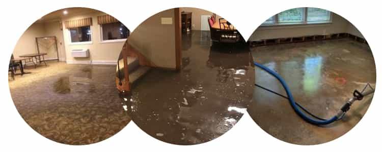 Flood Damage Restoration Claremont